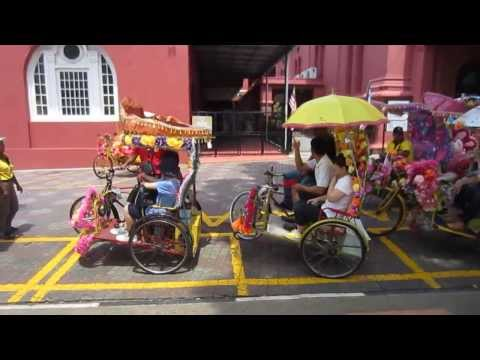 Christ Church, Stadthuys & the river side - Exploring Melaka by foot