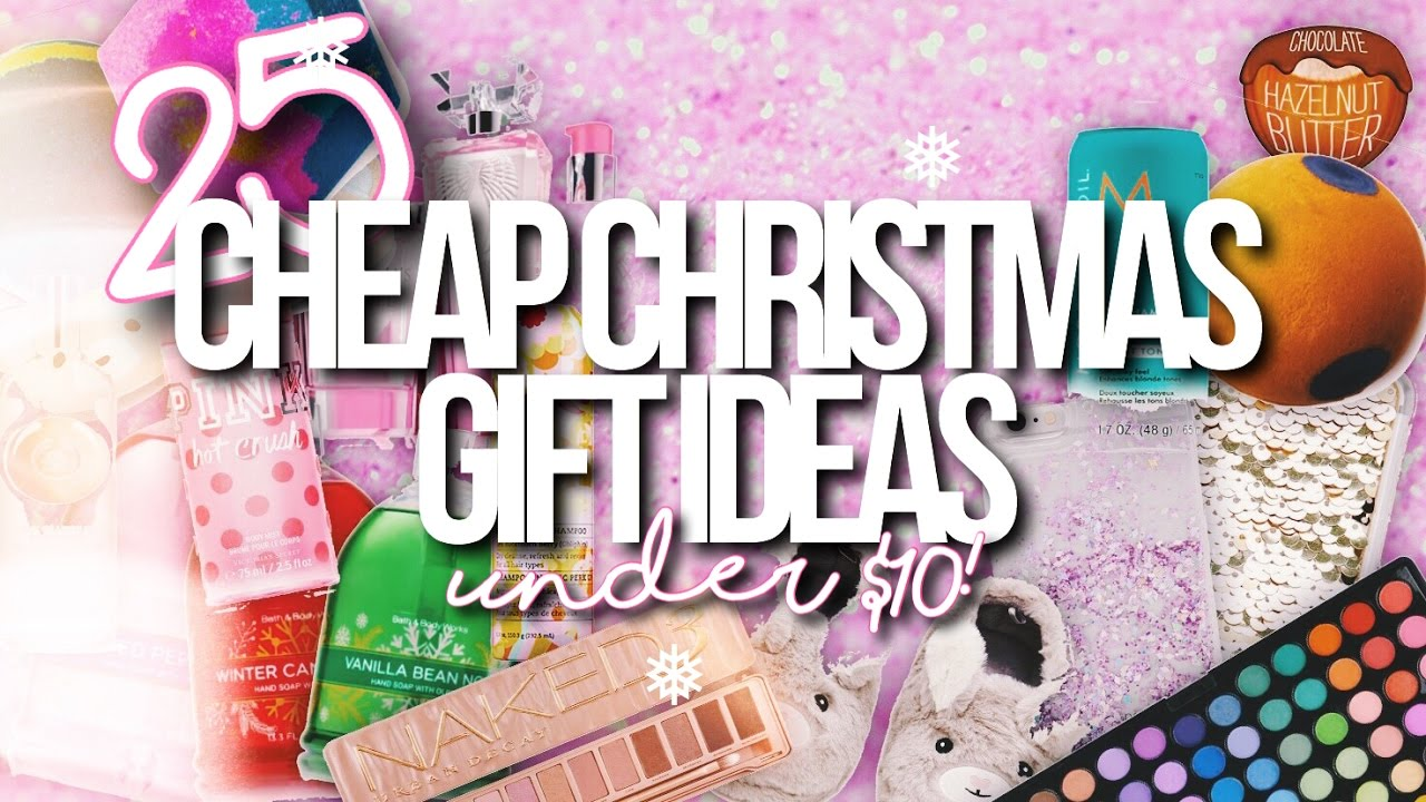 $10 christmas gifts ideas