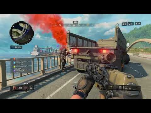 Me and Brittany Unlocking Ajax in Blackout Call of Duty Black Ops 4 Gameplay