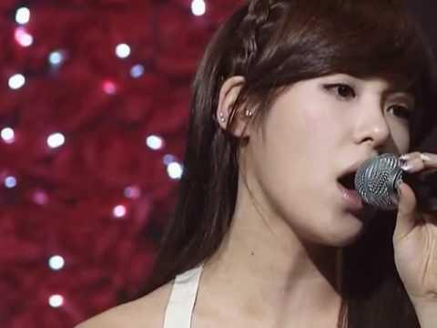 Tiffany - Be myself / I'm alone(티파니 - 나혼자서) @ SBS Inkigayo 인기가요 090419