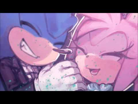 "SonAmy- ""I don't wanna lose you now..."""