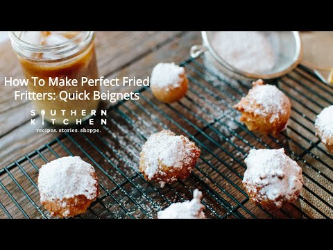 Perfect Fried Fritters: Quick Beignets