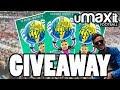 uMAXit 100k Giveaway | Week 1