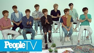 K-Pop Sensation NCT 127 Gets Candid About Life And Touring In Full Interview | PeopleTV