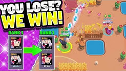 FROM WORST TO FIRST | Taking the Losing teams brawlers and WINNING!
