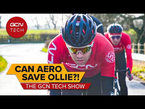 What Aero Tech Can Ollie Use To Avoid Getting Dropped Again? | The GCN Tech Show Ep.160