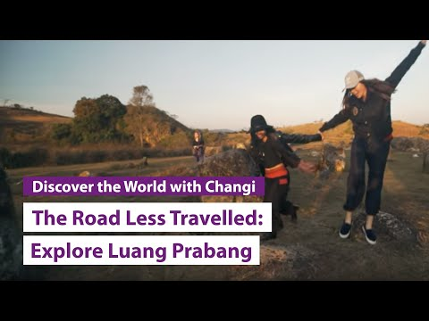 The Road Less Travelled: Luang Prabang