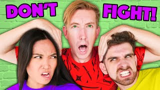 WHO is the BETTER SPY NINJA? Daniel vs Regina in Funny Best Friend Challenges & Pranks for 24 Hours