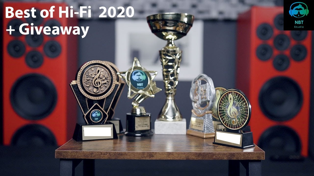 HiFi BEST Product of the Year Award 2020 + Giveaway