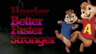 Kanye West - Stronger (Chipmunk Version)