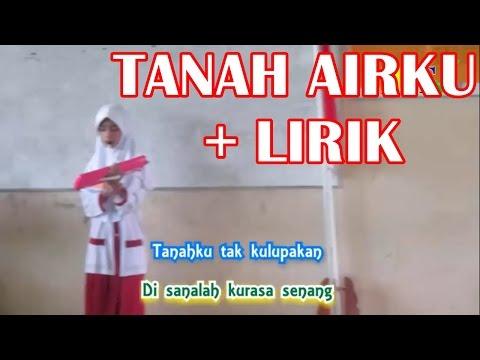 Tanah Airku (Ibu Sud) +LIRIK - ALFI Lomba FLS2N 2016 Wonogiri Pianika || SDIT TV