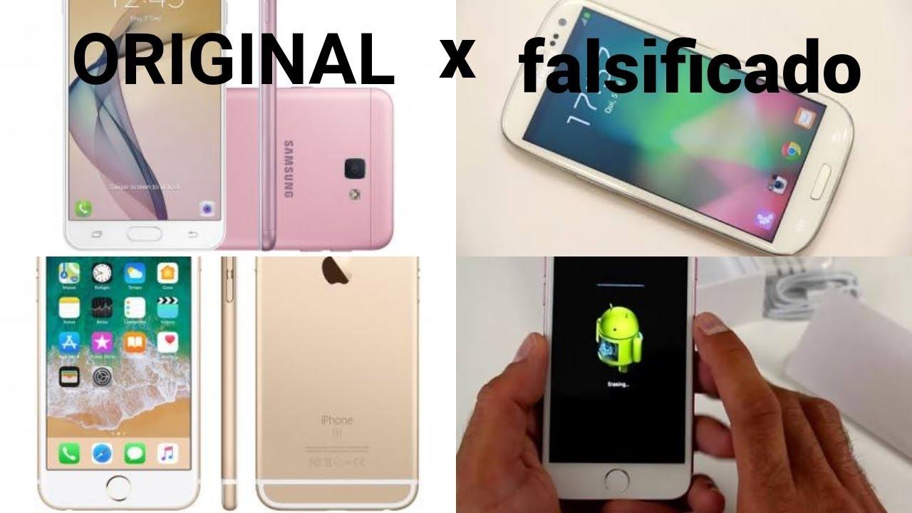 como descobrir se meu celular samsung é original