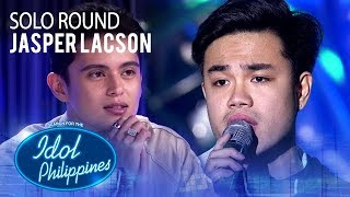 Jasper Lacson - Lately | Solo Round | Idol Philippines 2019