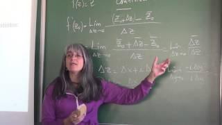 Tema 4 Derivada de Funciones complejas