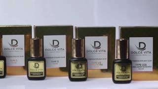 Dolce Vita   материалы для наращивания ресниц премиум класса(, 2016-10-11T14:43:10.000Z)