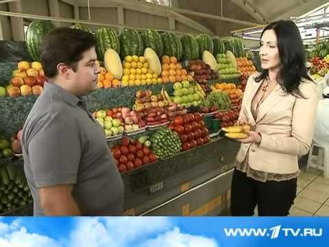 Как правильно хранить фрукты и овощи