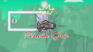 Piraña Gun Vs Bosses   Terraria Pruebas ylogicas   Español