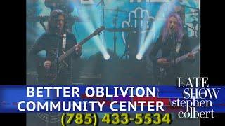 Better Oblivion Community Center Performs 'Dylan Thomas'