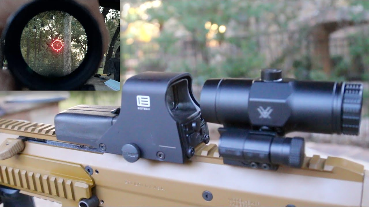 eotech 512 a65 vortex vmx 3t 3x magnifier review youtube
