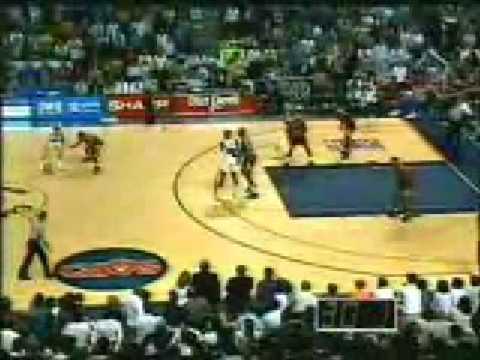 "Cleveland Cavaliers vs Chicago Bulls - Michael Jordan's ""The Shot"" II"