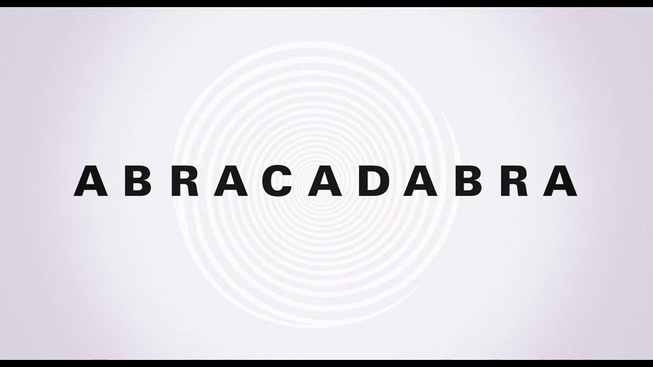 Abrakadabra - Zwiastun (18. Tydzień Kina Hiszpańskiego)