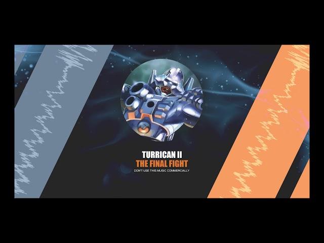 AMIGA REMIX - Chris Huelsbeck - Turrican 2 - The final fight (Remix) [HQ]