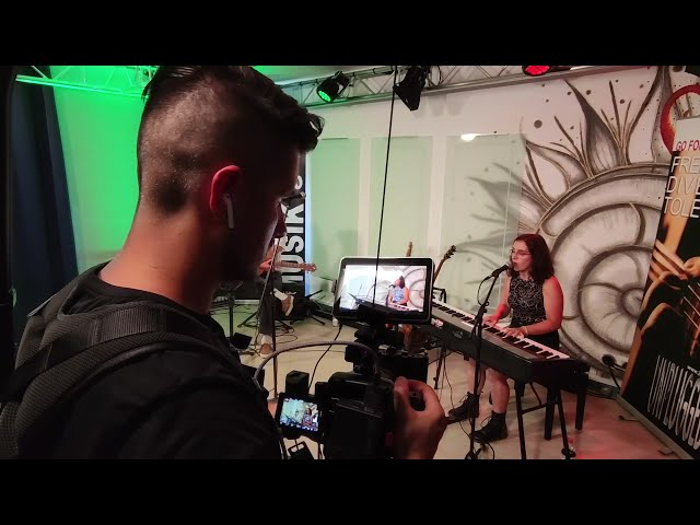 Behind the scenes | Streaming-Area Eröffnung | 2. Chance Saarland