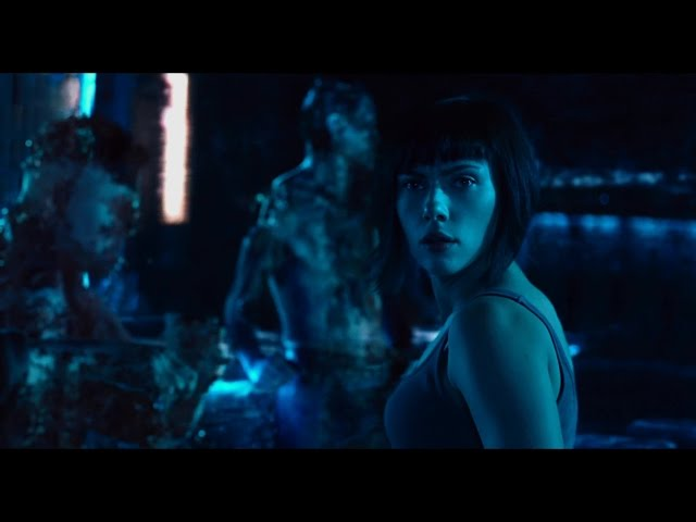 Ghost in the Shell - Web Trailer