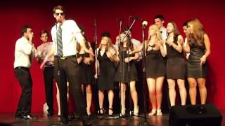 2k13 Dance Mash Up A Cappella- The Bostonians of Boston College