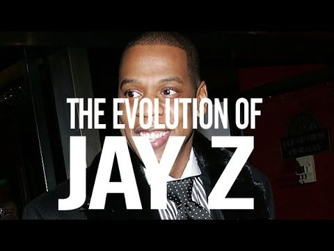 The Evolution Of Jay-Z
