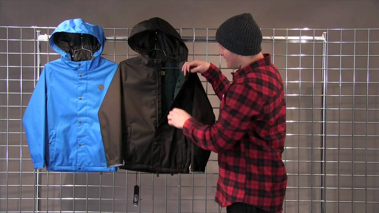 Volcom boys wolf insulated jacket 2015 2016 youtube volcom boys wolf insulated jacket 2015 2016 malvernweather Image collections