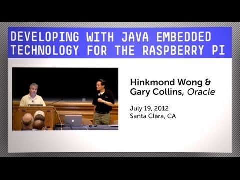 Raspberry Pi: Developing with Java Embedded Technology