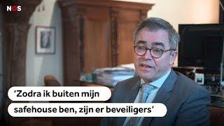 HAARLEM: Zo leeft een bedreigde, ondergedoken burgemeester
