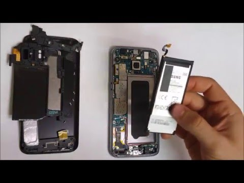 How to Replace the Battery on a Samsung Galaxy S7