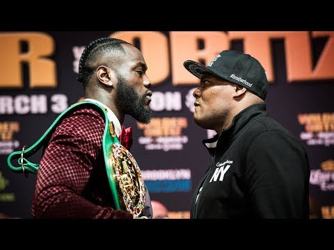 Wilder vs. Ortiz: Press Conference | SHOWTIME CHAMPIONSHIP BOXING