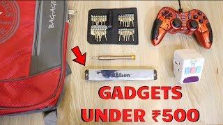 Unique Gadgets Under Rs500 | Part 40 | Tech Unboxing 🔥