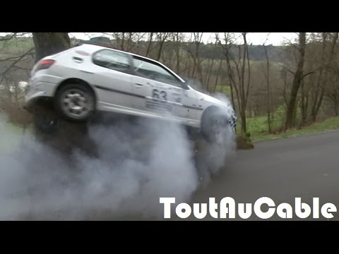 Best of Rallye Rally 2014 Crash & Mistakes by ToutAuCable [HD]