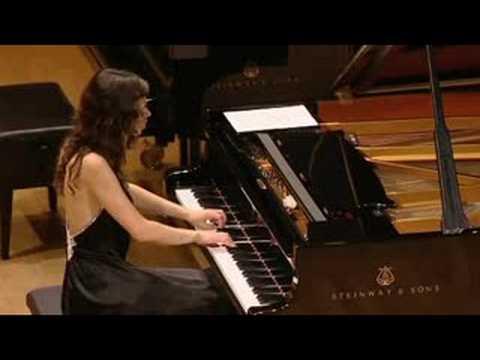 Stravinsky Firebird Maria Mazo, piano