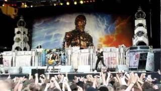 Iron Maiden - The Wicker Man (Live, Helsinki, July 8th, 2011)
