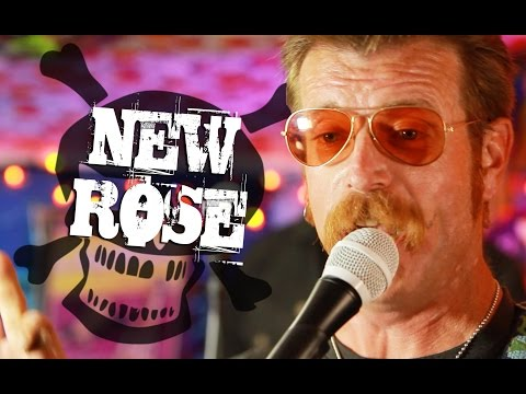 "EAGLES OF DEATH METAL - ""New Rose"" (Live in Joshua Tree, CA 2015) #JAMINTHEVAN"