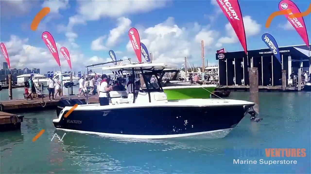 Miami boat show 2018 highlights nautical ventures youtube - Miami boat show ...