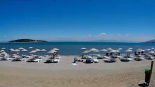 Urla kalabak kum denizi plajı