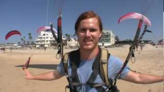 PARAMOTOR LESSONS: What's the BEST Powered Paragliding Training? World's Best Paraglider Instructor?