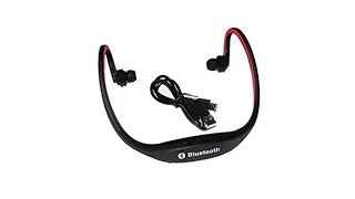 Bluetooth Headphones with Mic BS19C