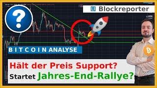 Bitcoin Rallye vor dem Start? Das könnten die Gründe sein.   Blockreporter deutsch kryptowährung