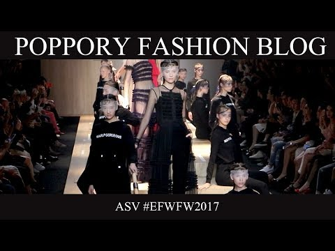 ASV  | Elle Fashion Week FW2017 | VDO BY POPPORY