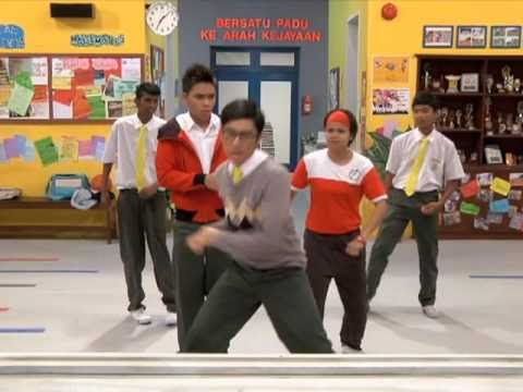 The Shuffle Champion Special Edition - Waktu Rehat - Disney Channel Asia