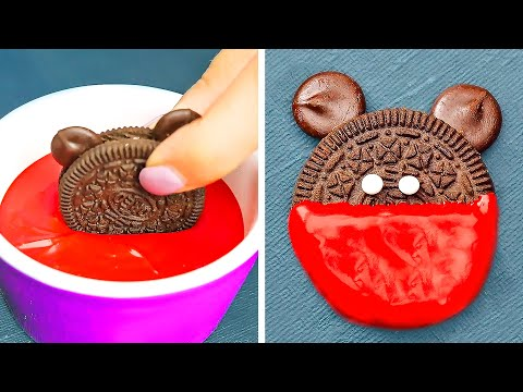 44 EASY YET CREATIVE DESSERT IDEAS thumbnail
