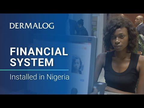 DERMALOG - Modernizing Nigeria's financial system
