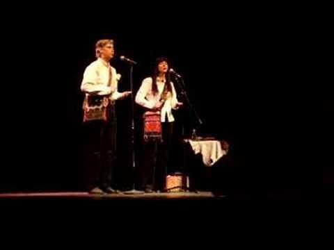 Abenaki Greeting Song @ MHCs Focus the Nation 13108